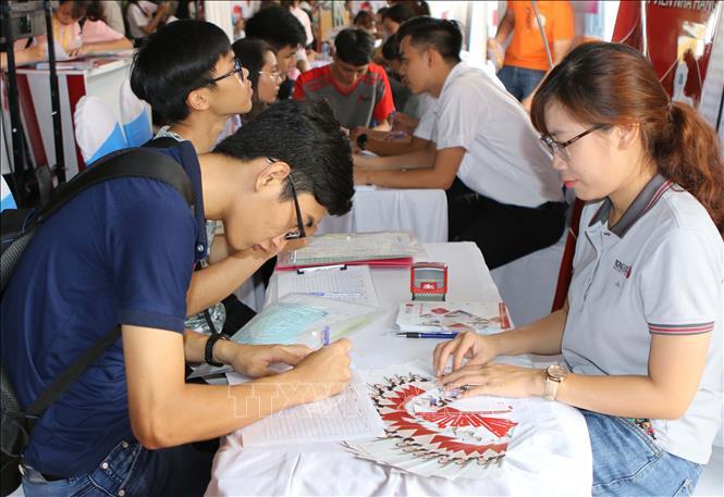 TP. Hồ Chí Minh cần khoảng 80.000 nhân lực trong quý I/2020