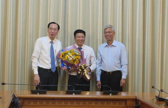 Ông Võ Thành Khả giữ chức Phó Chánh Văn phòng UBND TP. Hồ Chí Minh