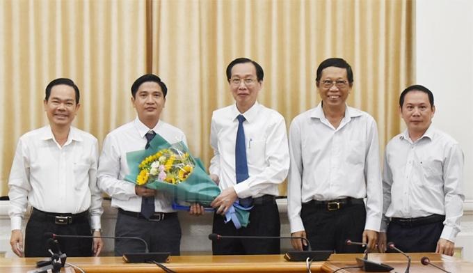 TP. Hồ Chí Minh điều động, bổ nhiệm nhiều cán bộ