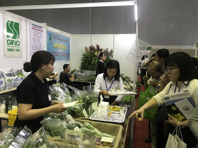 Triển lãm HortEx Vietnam 2020 thu hút hơn 150 doanh nghiệp tham gia