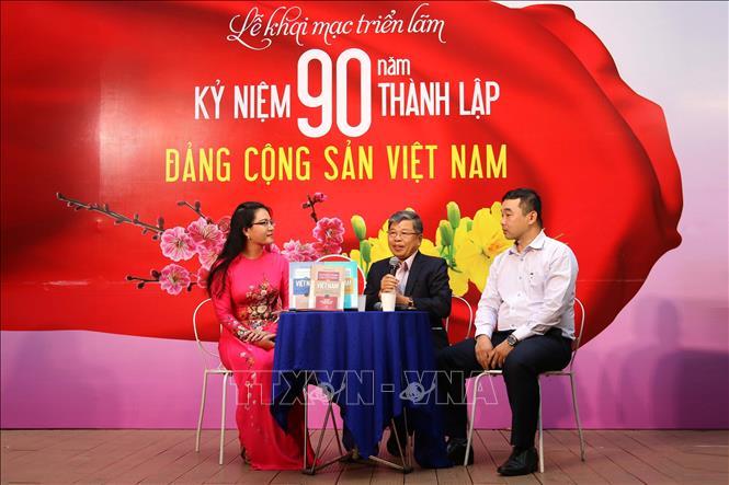 Khai mạc Tuần lễ hoạt động kỷ niệm 90 năm thành lập Đảng