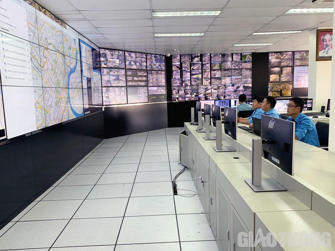 Hình thành Trung tâm Quản lý điều hành giao thông đô thị