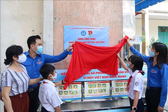 Tuổi trẻ TP Hồ Chí Minh góp sức cùng cả nước chống dịch COVID-19