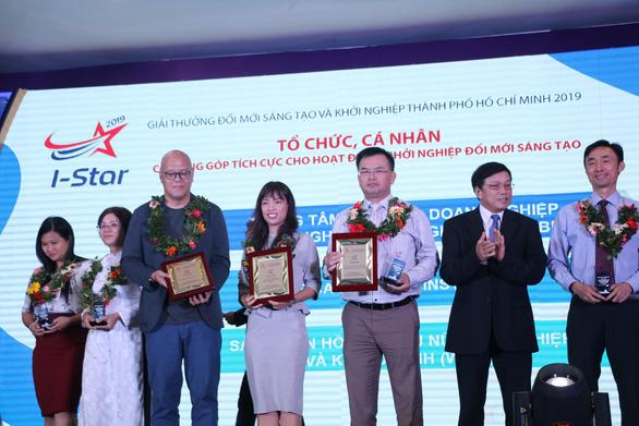 Phát động Giải thưởng đổi mới sáng tạo và khởi nghiệp TP Hồ Chí Minh