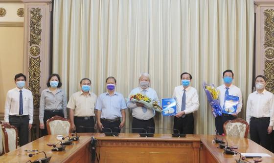 Chủ tịch UBND quận 3 nhận công tác tại Thành ủy TP Hồ Chí Minh