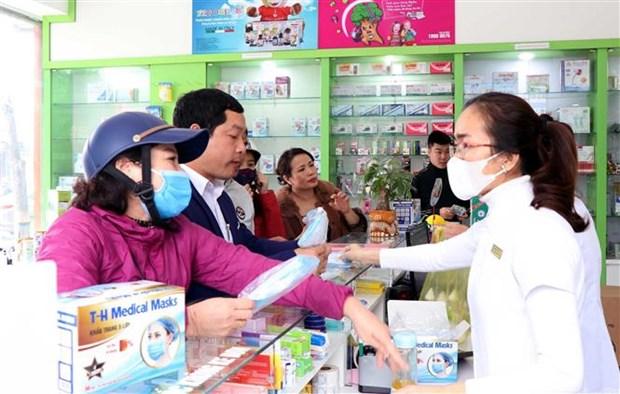 Gần 4.280 nhà thuốc tham gia bán thuốc bình ổn giá