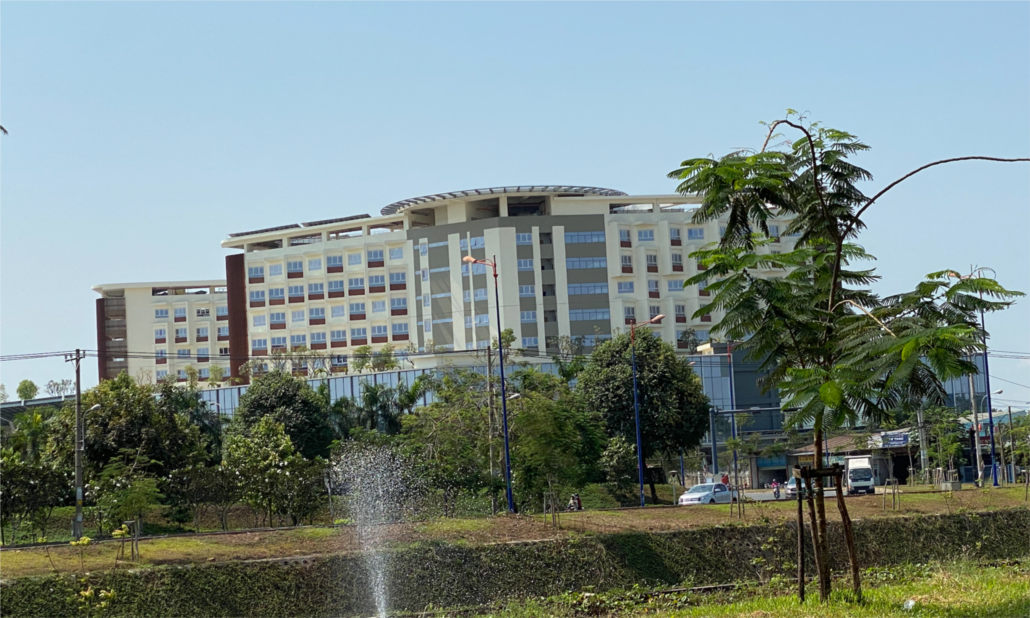 Bệnh viện Ung bướu cơ sở 2 sẵn sàng điều trị COVID-19