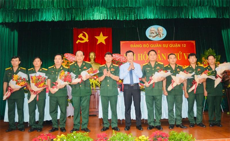 Đảng bộ Quân sự các Quận tại TP. Hồ Chí Minh tổ chức thành công Đại hội, nhiệm kỳ 2020 – 2025