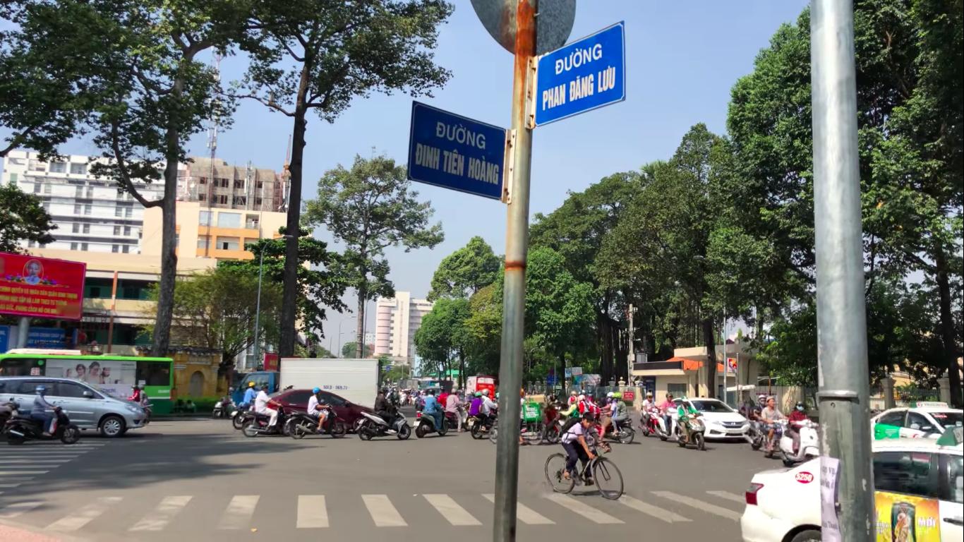 45 tuyến đường tại TP Hồ Chí Minh sẽ đổi tên mới