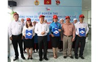Công ty Cổ phần Kinh doanh Thủy hải sản Sài Gòn: Thiết thực hoạt động vì người lao động