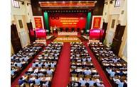 Khai mạc Đại hội Đảng bộ Khối Dân - Chính - Đảng TP