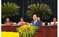 Mục tiêu mà TP Hồ Chí Minh đặt ra hoàn toàn có khả năng đạt được