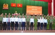 Ký kết Quy chế phối hợp đảm bảo an ninh trật tự giữa TP Hồ Chí Minh và các tỉnh, thành giáp ranh