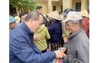 TP Hồ Chí Minh mong muốn chia sẻ với đồng bào gặp khó khăn do thiên tai gây ra