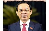 Đồng chí Nguyễn Văn Nên được bầu làm Bí thư Thành ủy TP Hồ Chí Minh