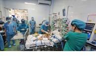 Bệnh viện Nhi đồng 1 lần đầu tiên sử dụng kỹ thuật ECMO cho bệnh nhi sau phẫu thuật tim