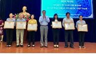 Khen thưởng 37 tập thể xuất sắc trong triển khai Luật MTTQ Việt Nam