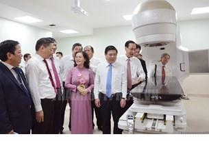 Thành phố Hồ Chí Minh: Khánh thành bệnh viện Ung bướu cơ sở 2