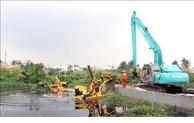 Thử nghiệm hệ thống công nghệ thu gom rác trên sông rạch