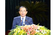 MTTQ Việt Nam TP Hồ Chí Minh phải làm sao để kết nối người giỏi, người tài góp phần phát triển TP