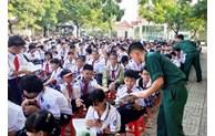 Bộ đội Biên phòng TP Hồ Chí Minh xử lý kịp thời các vi phạm pháp luật trong khu vực biên giới