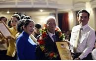 10 tập thể, cá nhận được trao giải thưởng Đại đoàn kết toàn dân tộc lần 2