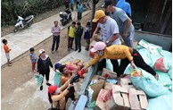 Thành phố Hồ Chí Minh hỗ trợ đồng bào miền Trung, Tây Nguyên gần 100 tỷ đồng