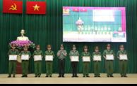   Công an TP Hồ Chí Minh: Quyết liệt tấn công, phá nhanh 268 vụ hình sự
