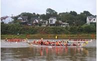 Giải đua thuyền truyền thống vô địch quốc gia: TP HCM giành giải Nhất toàn đoàn
