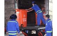 100% các loại chất thải rắn sẽ được thu gom và xử lý