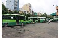 Đề xuất điều chỉnh tổng mức đầu tư và thời gian thực hiện dự án xây dựng bến xe buýt Củ Chi