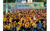 """50.000 lượt sinh viên tham gia chiến dịch """"Xuân tình nguyện"""""""