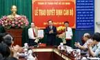 Đồng chí Nguyễn Văn Hiếu giữ chức Bí thư TP Thủ Đức
