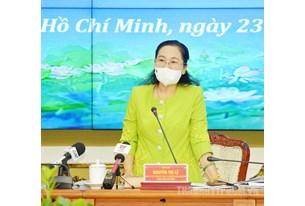 TP Hồ Chí Minh có 10 đơn vị bầu cử Đại biểu Quốc hội khoá XV