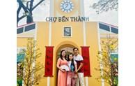 Đặc sắc Hội hoa xuân Phú Mỹ Hưng 2021