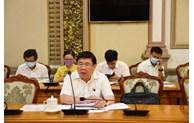 TP Hồ Chí Minh quyết liệt các biện pháp phòng chống dịch COVID-19
