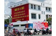 Cử tri TP Hồ Chí Minh phấn khởi trước ngày hội lớn