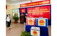 TP Hồ Chí Minh: Tỷ lệ cử tri đi bầu cử đạt 99,38%