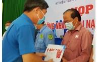 TP Hồ Chí Minh gặp mặt công nhân bị tai nạn lao động