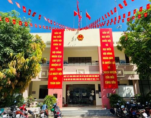 TP Hồ Chí Minh rộn ràng không khí hướng về ngày bầu cử
