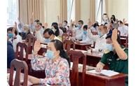 TP Hồ Chí Minh chính thức niêm yết danh sách người ứng cử ĐBQH