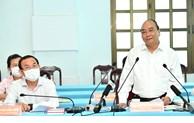 Huyện Củ Chi và Hóc Môn phải có khát vọng phát triển mạnh mẽ, góp phần xây dựng đất nước hùng cường