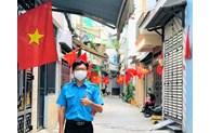 Nhiều hoạt động của tuổi trẻ quận Tân Bình hướng về ngày bầu cử