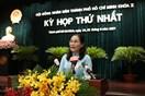 Kỳ họp thứ nhất HĐND TP Hồ Chí Minh khóa X đã thông qua nhiều nội dung quan trọng