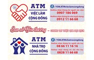 """Khởi động Chương trình ATM  việc làm cộng đồng"""" và """"ATM phòng trọ cộng đồng"""""""