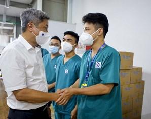 Bệnh viện Dã chiến số 16 tiếp nhận trên 1.300 bệnh nhân COVID-19 nặng