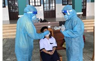 Cho phép thí điểm dạy học trực tiếp tại xã Thạnh An, huyện Cần Giờ