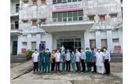 Bệnh viện Chợ Rẫy tăng cường hỗ trợ Cà Mau chống dịch COVID-19