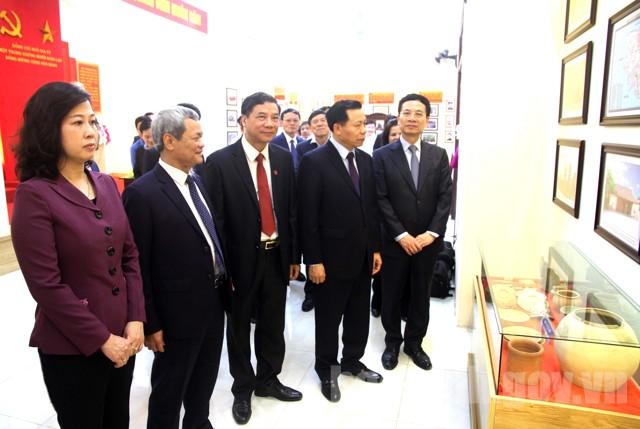 Đảng bộ và nhân dân Bắc Ninh học tập và làm theo tấm gương đạo đức Cách mạng mẫu mực của đồng chí Ngô Gia Tự