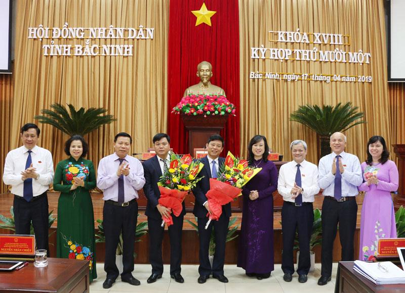 Kỳ họp thứ Mười một, HĐND tỉnh Bắc Ninh khóa XVIII: Thông qua 18 Nghị quyết